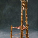 Eighteenth Century High Back Chair
