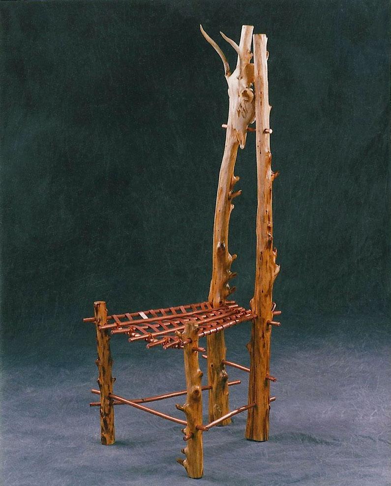 Eighteenth Century High Back Chair DriftWorks By Drew