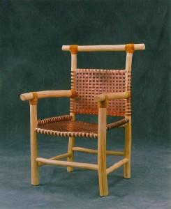 White Poplar Chair
